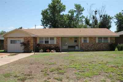 Single Family Home For Sale: 1618 19th St