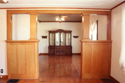Single Family Home For Sale: 1102 W Oklahoma Ave