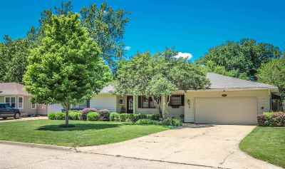 Enid  Single Family Home For Sale: 1010 Cheyenne Dr
