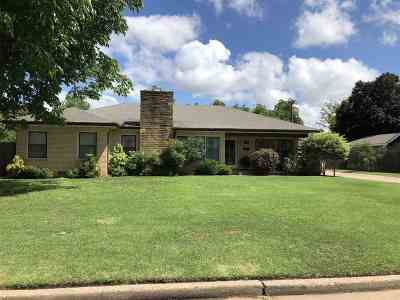 Single Family Home For Sale: 1320 Wynona Ave
