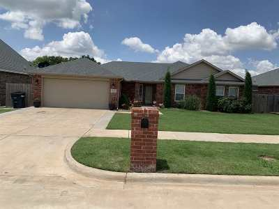 Single Family Home For Sale: 3614 Plantation