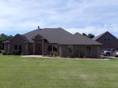 Enid Single Family Home For Sale: #9 Wilderness