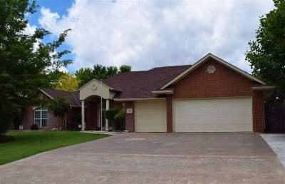 Single Family Home For Sale: 3014 Barnswallow