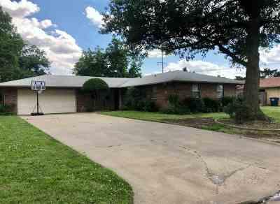 Single Family Home For Sale: 2319 Kiowa Dr