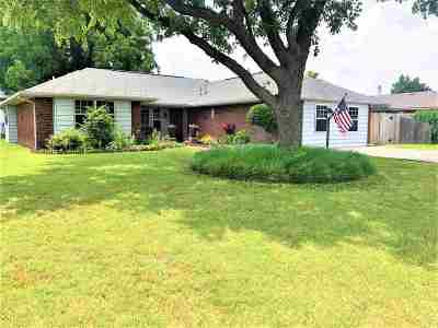 Single Family Home For Sale: 520 Candlewood