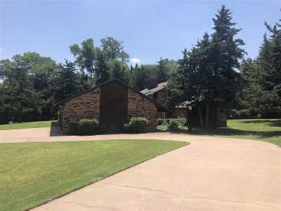 Single Family Home For Sale: 1009 Elmwood Circle