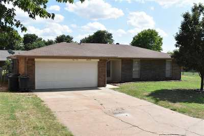 Enid Single Family Home For Sale: 4525 Prairie Rd