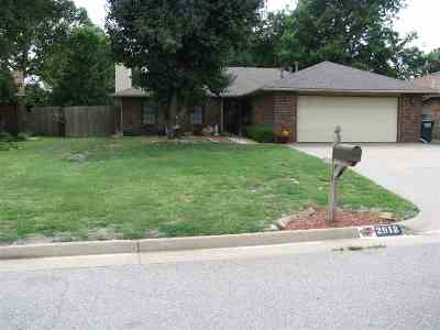 Enid OK Single Family Home For Sale: $135,000