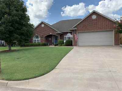 Single Family Home For Sale: 4707 Chaparral Run
