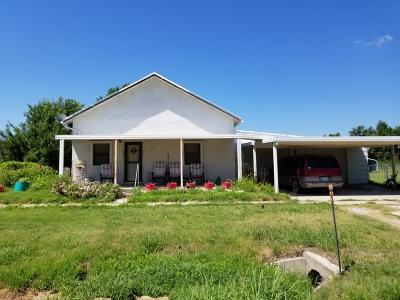 Single Family Home For Sale: 715 N Main
