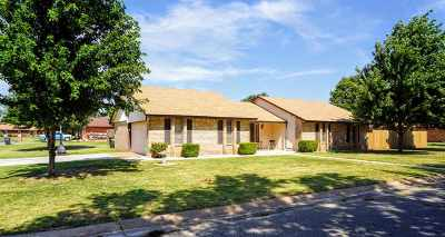 Enid OK Single Family Home For Sale: $154,900