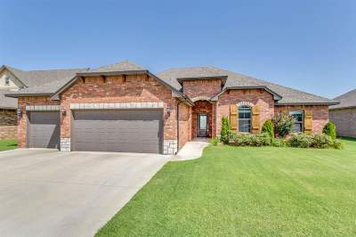 Enid OK Single Family Home For Sale: $329,900