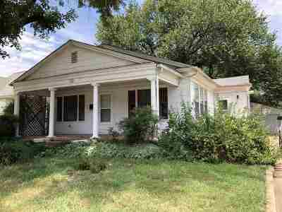 Single Family Home For Sale: 1312 E Randolph Ave