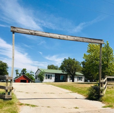 Lahoma Single Family Home For Sale: 50374 Highway 412