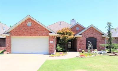 Single Family Home For Sale: 3821 Rockwood
