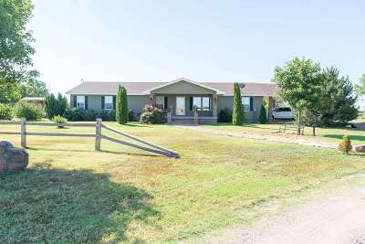 Enid Single Family Home For Sale: 2603 N Boomer Rd