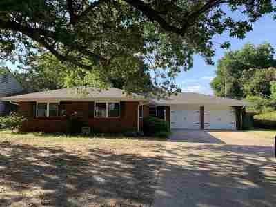 Single Family Home For Sale: 1202 W York