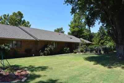 Enid Single Family Home For Sale: 3654 Lakeshore