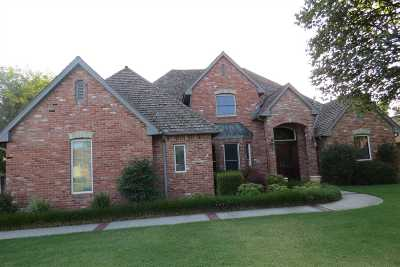 Enid Single Family Home For Sale: 1624 Constitution