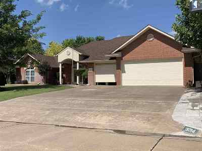 Single Family Home For Sale: 3014 Barnswallow