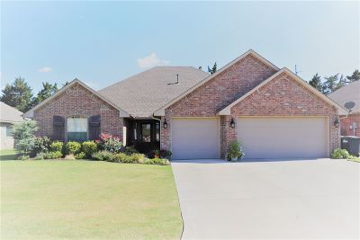 Enid  Single Family Home For Sale: 5321 Grizzly