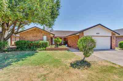 Enid Single Family Home For Sale: 4211 Shiloh