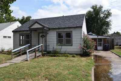 Enid Single Family Home For Sale: 1305 W Elm