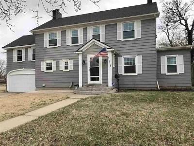 Single Family Home For Sale: 1109 W Ramona