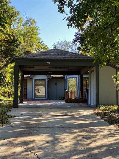 Enid OK Single Family Home For Sale: $149,900
