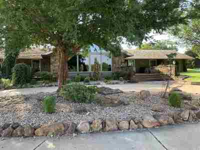 Enid Single Family Home For Sale: 4921 N Wheatridge
