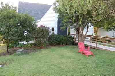 Enid  Single Family Home For Sale: 6322 N Oakwood