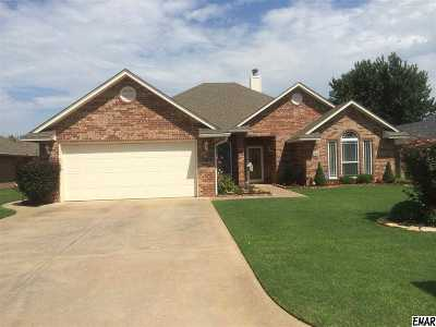 Single Family Home For Sale: 1009 Quail Ridge