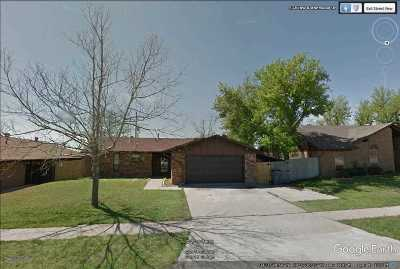 Lawton OK Single Family Home Under Contract: $74,000
