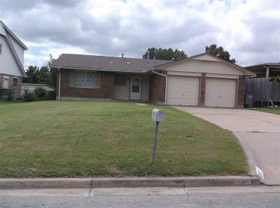 Lawton Single Family Home For Sale: 5410 NW Briarwood