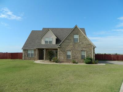 Lawton Single Family Home Under Contract: 48 NW Sandy Trail Ln