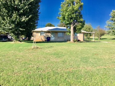 Caddo County Single Family Home For Sale: 326 Polaris Rd