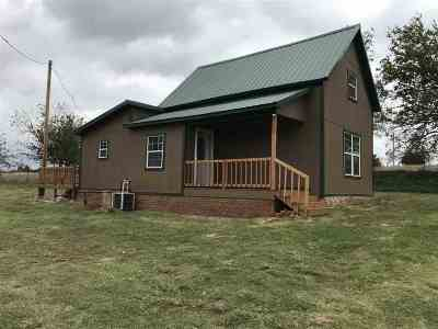 Caddo County Single Family Home For Sale: 29070 State Hwy 19