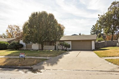 Lawton Single Family Home For Sale: 5106 NW Meadowbrook Dr