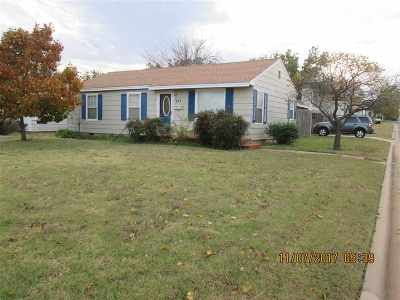 Tillman County Single Family Home For Sale: 823 N 13th St
