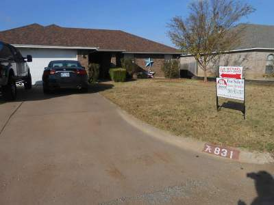 Cache Single Family Home For Sale: 831 Huddleston Dr