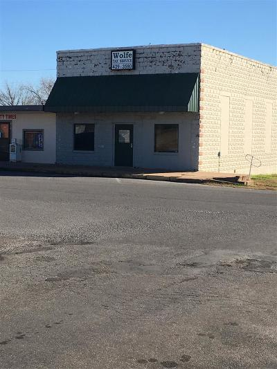 Cache OK Commercial Sold: $30,000
