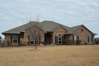 Lawton Single Family Home For Sale: 7314 SW Pecan Meadow Drive