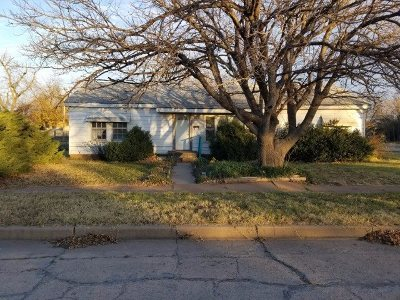 Tillman County Single Family Home For Sale: 522 S 12th St