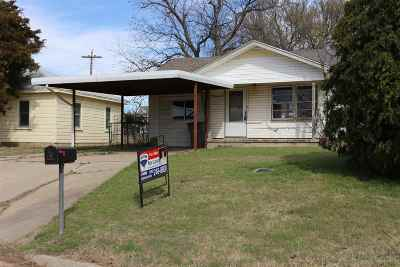 Lawton Single Family Home For Sale: 2805 NW 24th St