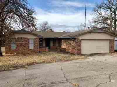 Duncan Single Family Home Under Contract: 965 Oakridge