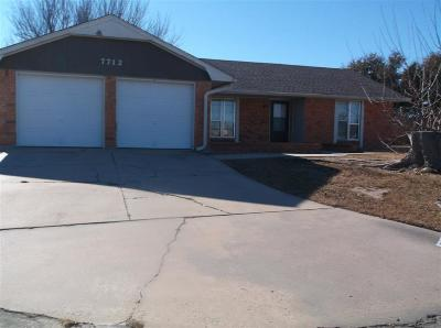 Comanche County Single Family Home For Sale: 7712 SW Delta Ave