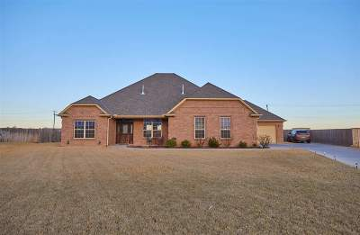 Lawton Single Family Home Under Contract: 116 Sandy Trail Cir