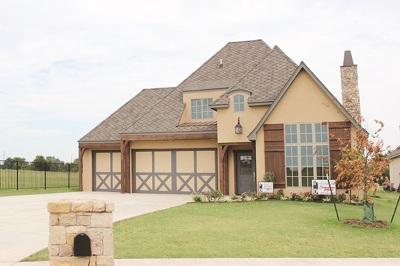 Lawton Single Family Home For Sale: 1207 NW Thornbury