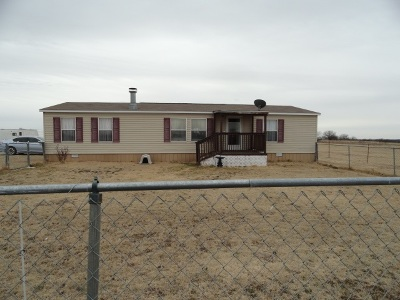 Caddo County Single Family Home For Sale: 47050 CS 2692