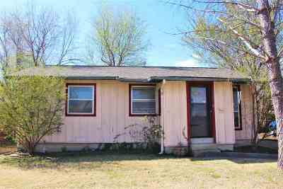 Lawton Single Family Home For Sale: 5814 NW Kinyon Ave